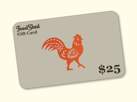 FoodShed Gift Card